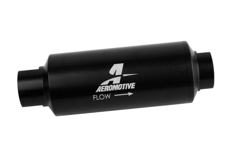Aeromotive Filtr paliwa SS 40 mikronów AN-12 - GRUBYGARAGE - Sklep Tuningowy